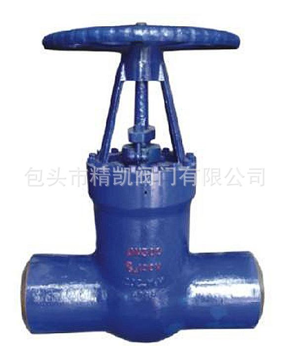 Z61Y/Z60Y-160/200/250/320 对焊高温高压自密封电站闸阀 电站阀
