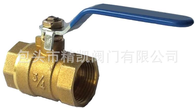 产地货源 Q11F黄铜丝扣球阀 全铜螺纹球阀 铜球阀