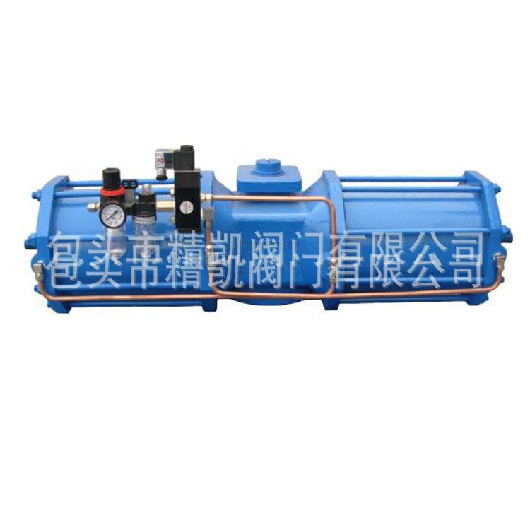 球阀蝶阀配套气动头 AW型单作用双作用气动执行机构器