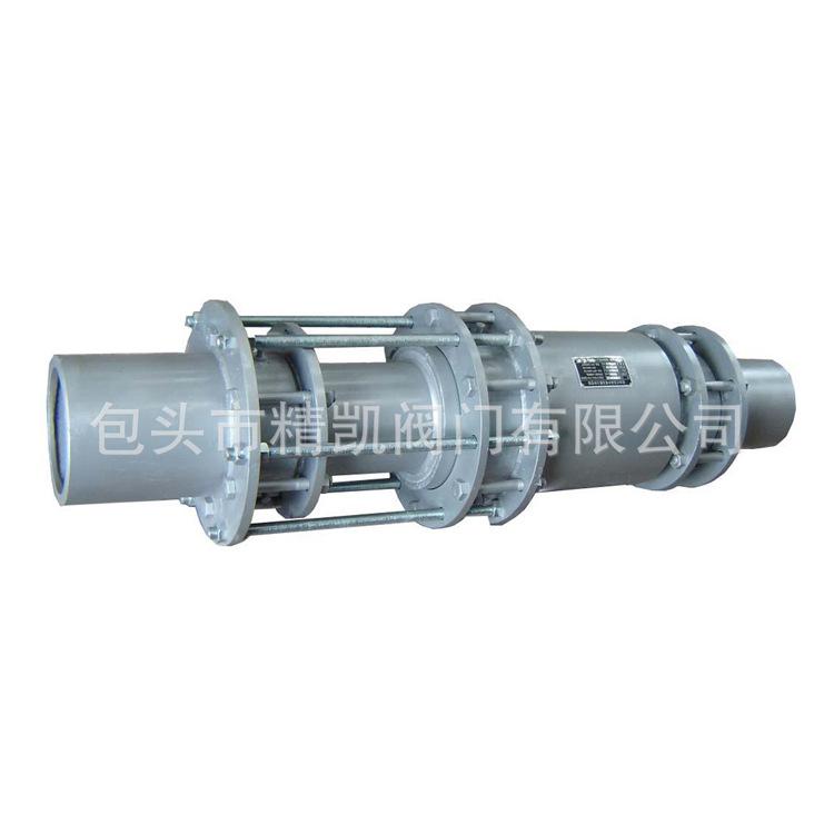 管道补偿器伸缩节 ZTWB直流介质无推力补偿器 注油式无推力套筒补偿器