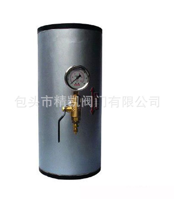 内蒙欧宝体育客户端官方下载 SZ8000隔膜气囊式水锤消除器 水锤吸纳器
